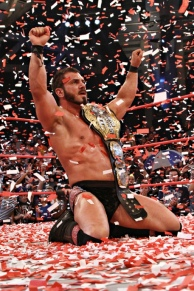 Austin Aries (Wrestler of the Year, 2012)